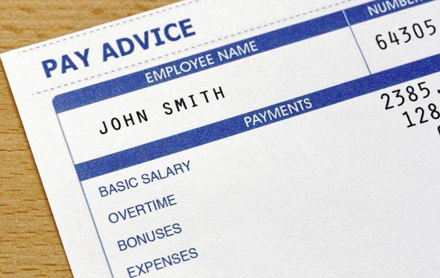 Cara buat slip gaji karyawan dengan Excel