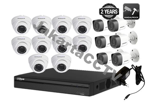 Paket CCTV 16 Kamera